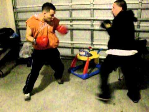 louie vs. swing boxing