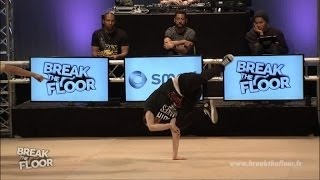 Break The Floor 2014 | half final | B-girl power VS Sons of USSR