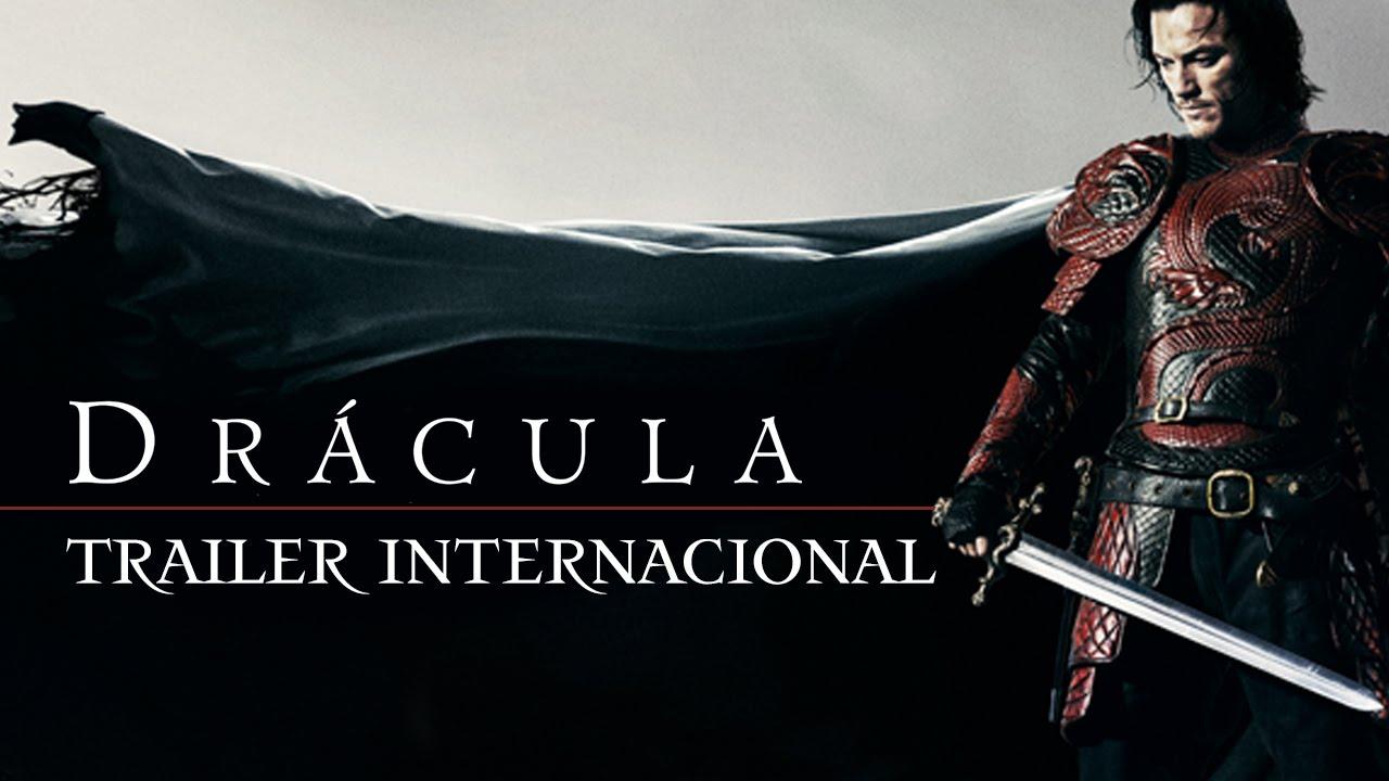 Drácula: A História Nunca Contada - Trailer Internacional - Legendado - HD