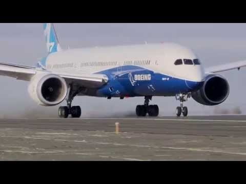 For the Boeing Flight Test Team - No Engine, No Problem