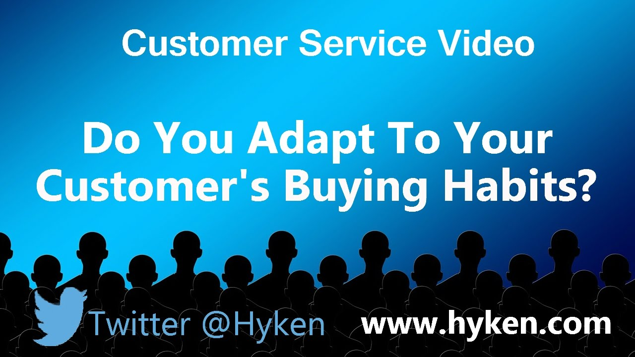 customer shopping habits An online store owner will examine their customer data in order to find news ways to grow their  an analysis of online shopping habits of men & women skip to.