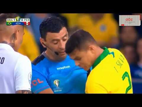 brazil vs peru 3 -1 copa final highlights