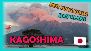 KAGOSHIMA Japan Travel Guide. Free Self-Guided Tours (Highlights, Attractions, Events)