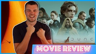 Dune (2021) - Movie Review | A Sci-Fi Epic