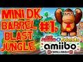 ABM: Mini DK Barrel Blast Jungle Gameplay!! HD