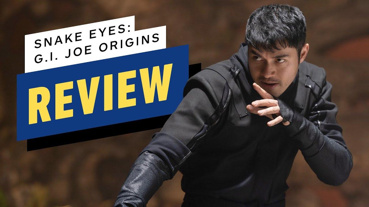 Snake Eyes: G.I. Joe Origins Is Nice to Look at, Sometimes