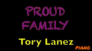 tory lanez proud family piano version