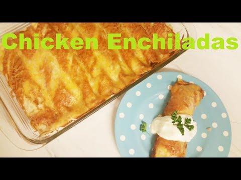 Mexican Recipes: Easy Enchiladas Casserole