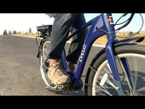 evelo galaxy tt cruiser commuter electric bike review. Black Bedroom Furniture Sets. Home Design Ideas