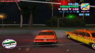 Astrax. | GTA Vice City ~ Mission 24 - Bar Brawl
