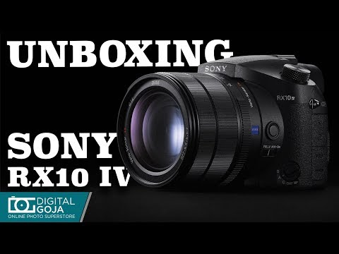 Sony Cyber-shot DSC-RX10 IV Digital Camera | Overview