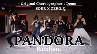 [FreeMind] 뱀뱀(BamBam) - Pandora (Original Choreographer's Demo)