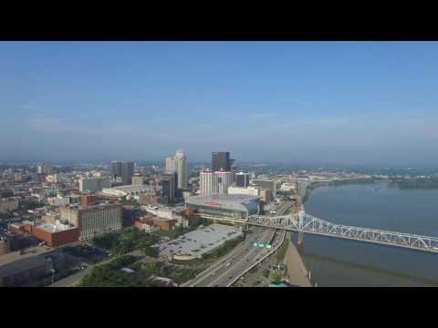 Downtown Louisville, Kentucky