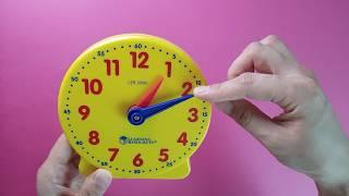 [시계보기] 금방 할 수 있어요. 함께 놀아보아요