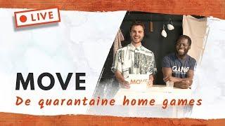 EEN UUR LANG MAROKKO-AVONTUREN en HEEL VEEL SPELLETJES! I De Quarantaine Home Games