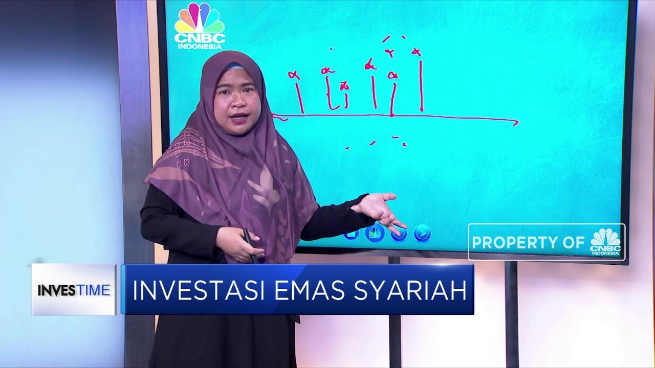 Tips Memulai Investasi Emas Syariah - YouTube