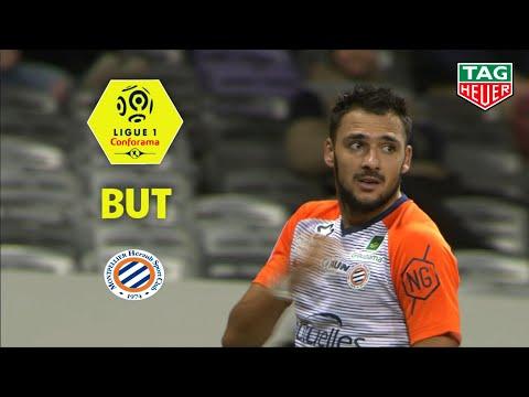 But Gaëtan LABORDE (21') / Toulouse FC - Montpellier Hérault SC (0-3)  (TFC-MHSC)/ 2018-19