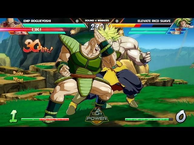 NLBC Summit of Power Qualifier - Dragon Ball FighterZ - Tournament Play 2 [1080p/60fps]