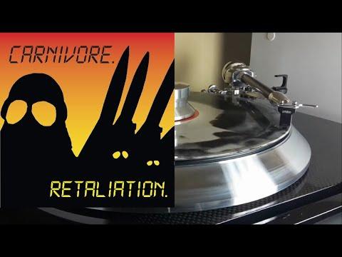 CARNIVOR̲E̲ Retaliati̲o̲n̲ (Full Album) Vinyl rip