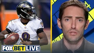 Texans have no chance against Lamar Jackson & Ravens in Week 2 — Todd Fuhrman | NFL | FOX BET LIVE