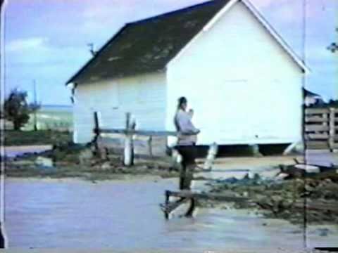 Hudson Colorado Farm Flood