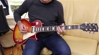 Gibson 2019 Les Paul Classic Heritage Cherry Sunburst
