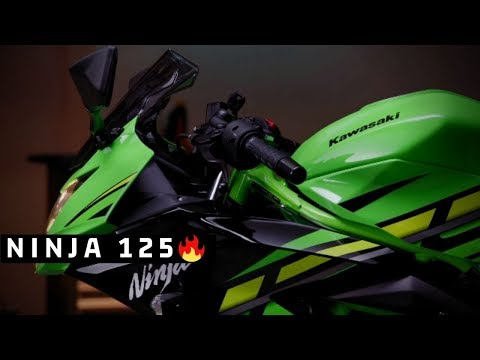 Kawasaki Ninja 125 Launch In India 😱🔥 || Price, Launch And Features ?