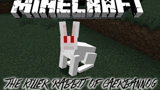 The Killer Rabbit of Caerbannog! - Minecraft 1.8 Snapshot