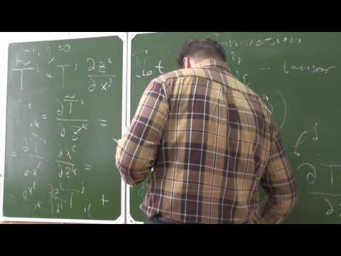 Riemannian geometry, PhD Evgeny Malkovich, Lecture 07