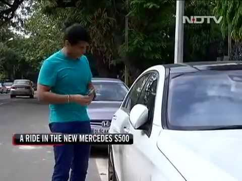 Mercedes-Benz S500 review by NDTV Cell Guru