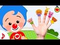 Download La Familia Dedos de Plim Plim ♫ Canciones Infantiles MP3 song and Music Video