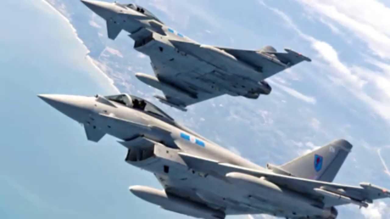Eurofighter Absturz