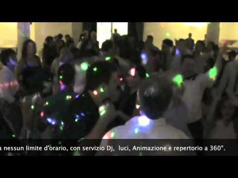 Musica per Matrimoni Abruzzo, Animazione, Deejay, Intrattenimento - Dance 90 - francesco barattucci