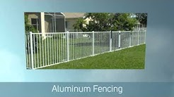 Custom Fencing Port St Lucie Florida