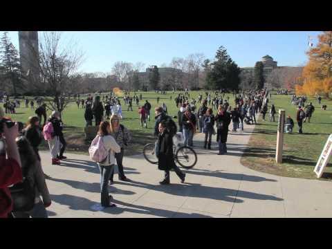 Central Campus Freeze - Iowa State University