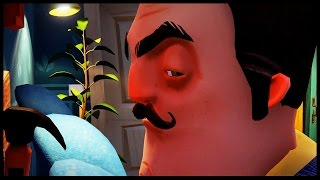Terminam Hello Neighbor Alpha 4 ! (Completam Secretele)