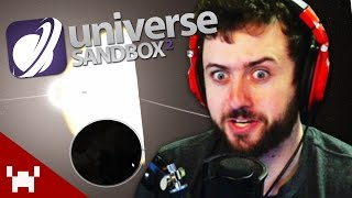 THE EVENT HORIZON! (Universe Sandbox 2)