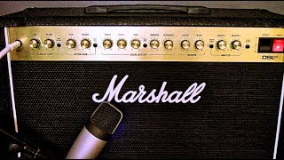2018 Marhsall DSL 40 C Combo - Brand New From Namm