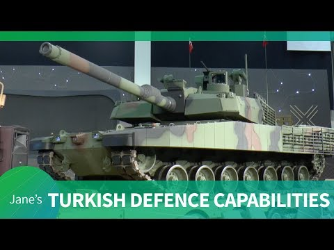 IDEF 2019 Showcases Turkish Defence Capabilities