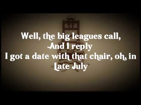 Shakey Graves- Late July lyrics