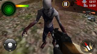 Dead Target : FPS Zombie Shooter ( Part-2) / Android Game / Game Rock