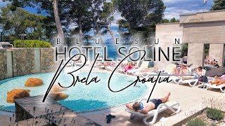 Bluesun Hotel Soline Brela Croatia