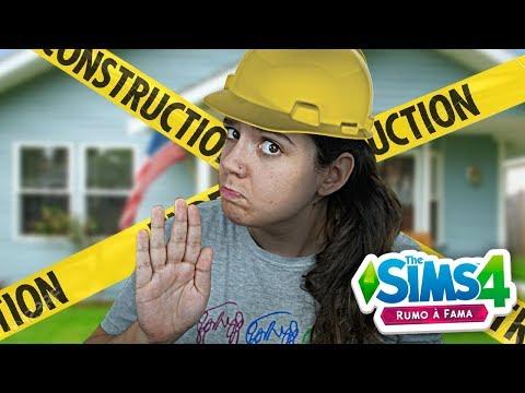 ESTAMOS EM REFORMA! - The Sims 4 Rumo a Fama