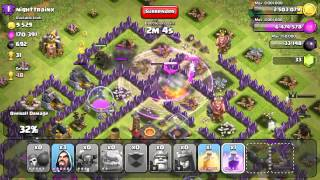Clash of Clans - Road To Masters Without Buying Gems Ep. 4!!!!!!