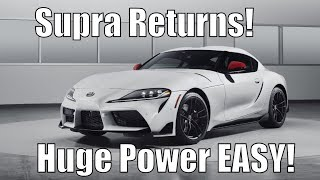 2020 Toyota Supra Is Horrible Yet GREAT! Will It Succeed?