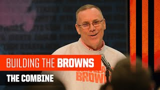 Building the Browns 2019: The Combine (Ep. 2)