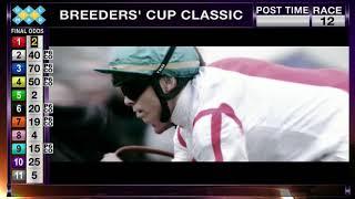 Vidéo de la course PMU THE BREEDERS' CUP CLASSIC