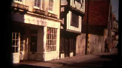 FORDWHICH IN THE 60s SMALLEST TOWN IN ENGLAND IT LIES IN KENT HAVING A POPULATION OF 370
