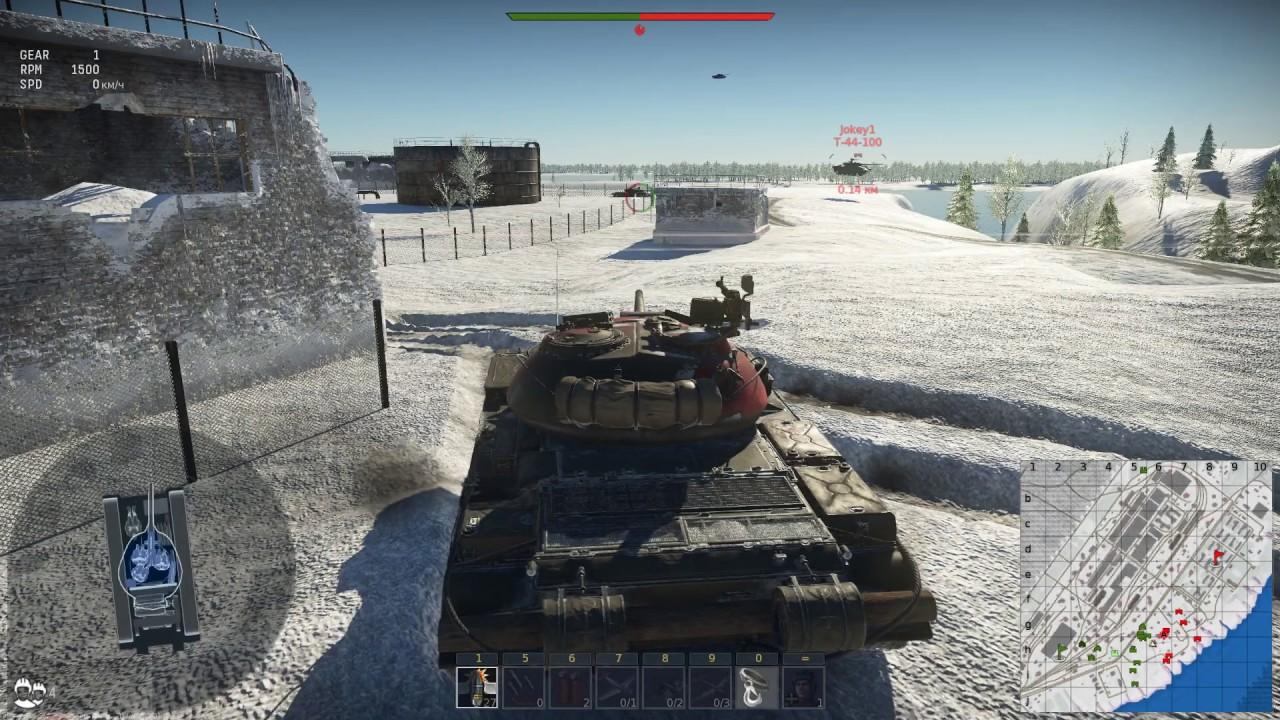 war thunder летают танки