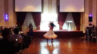 Bollywood-Tollywood Dance performance